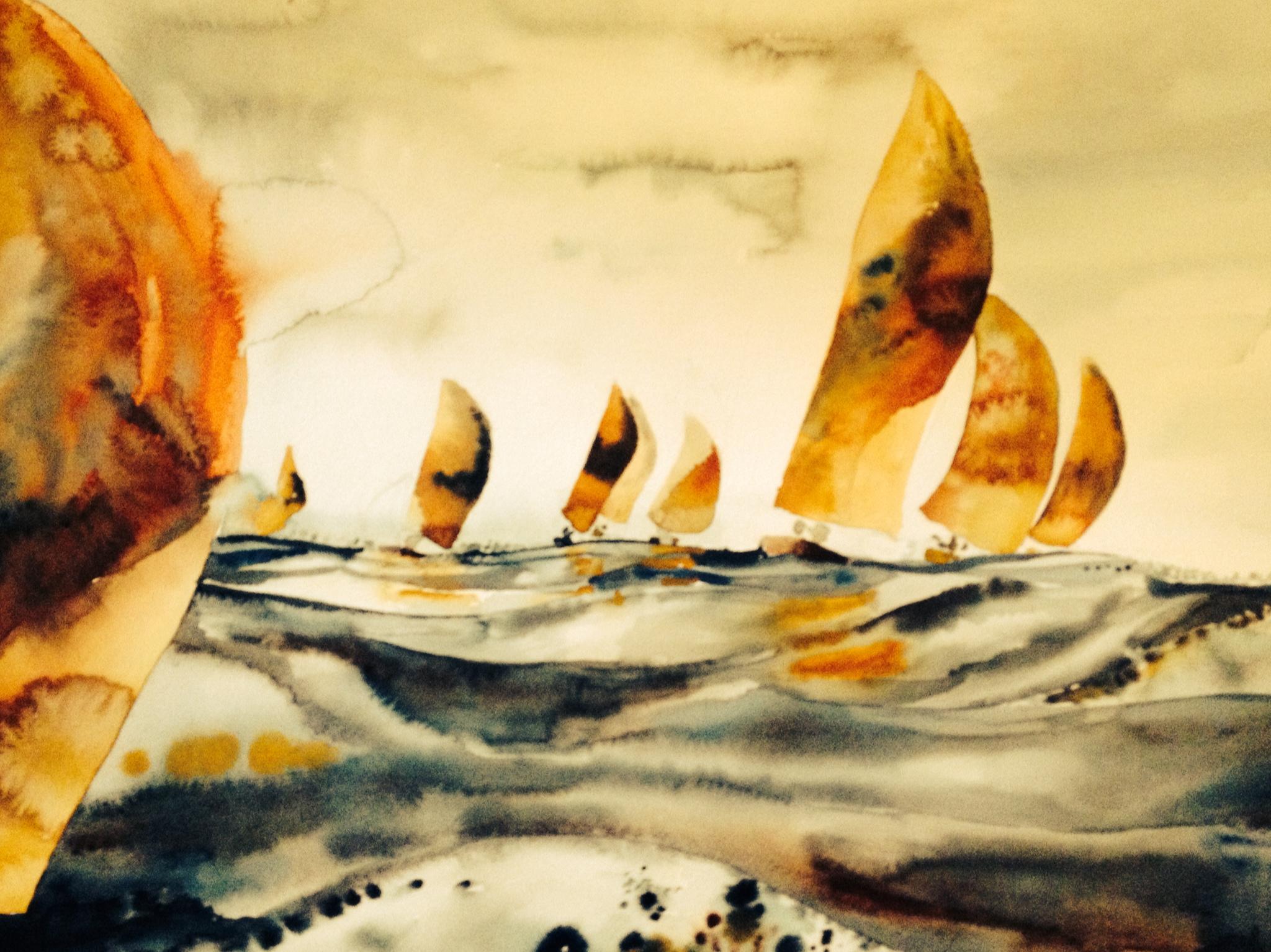 Fiona MacDonald, artist